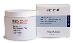 glycolic acid acne daily pads graphic